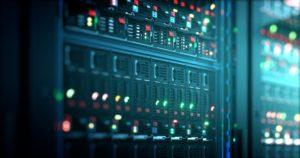 server in datacenter